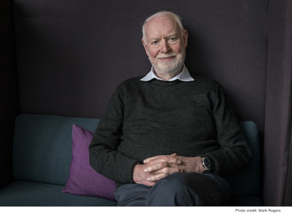 David Stratton's Stories of Australian Cinema (photo credit: Mark Rogers)