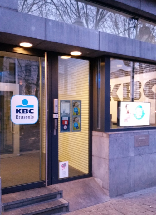 KBC Brussels Branch 1