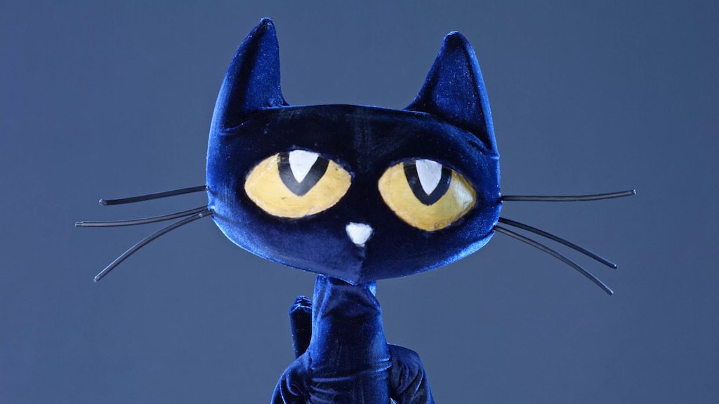 Pete the Cat (Photo Credit: Darrell Hazelrig)