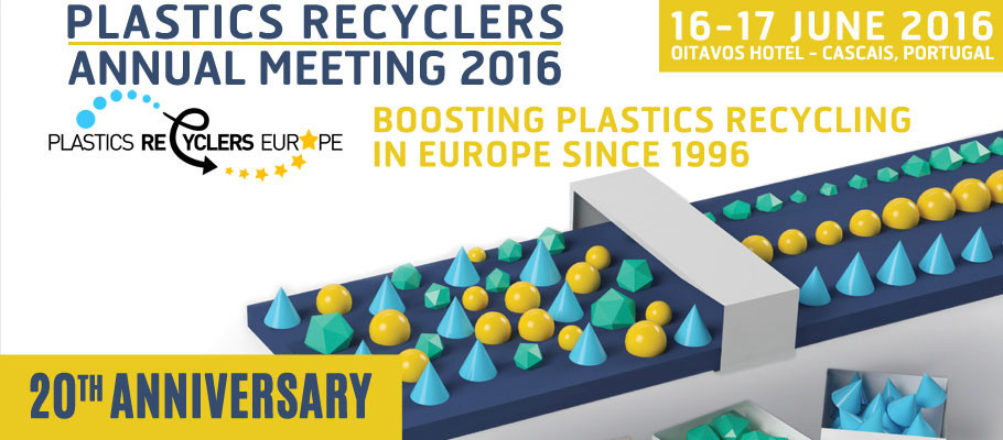 PRE Annual Meeting & 20th Anniversary 2016 - 16 & 17 June Cascais