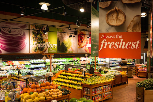 The Fresh Market enhances its shopping experience in the Triangle on December 7