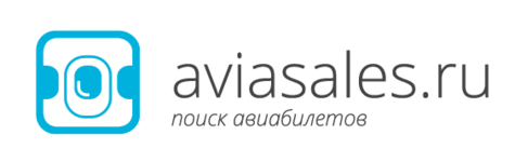 Aviasales press room Logo