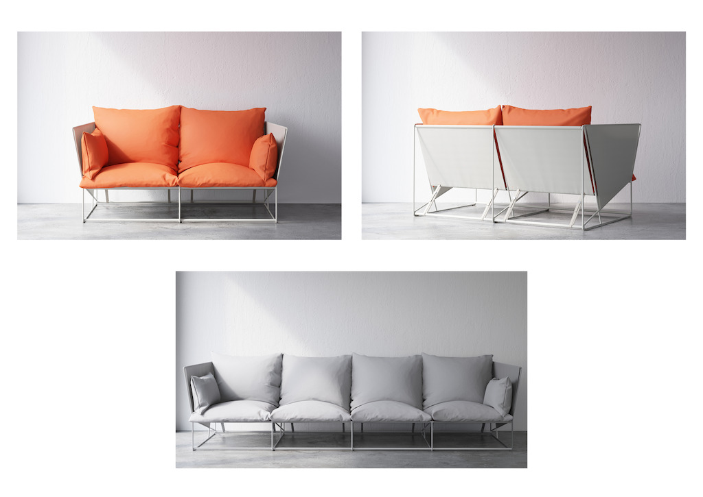 IKEA HAVSTEN Outdoor Sofa