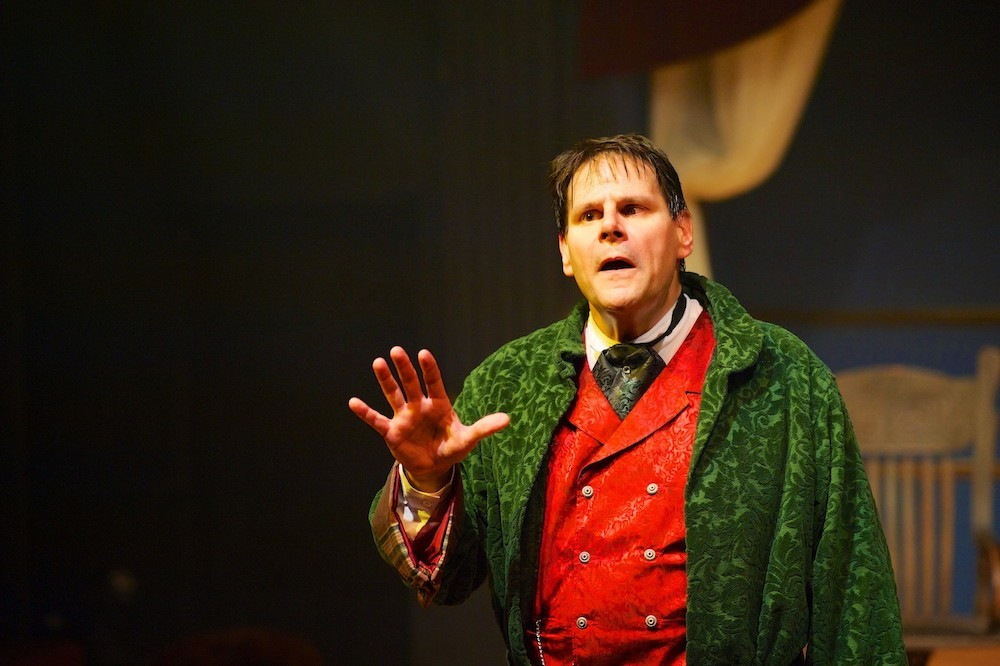 Aurora Theatre to celebrate 10th anniversary of Charles Dickens' A Christmas Carol, November 25-December 23