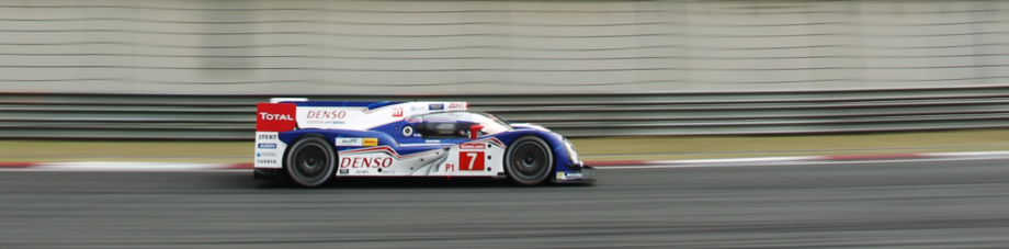 Pole position for Toyota Racing in Shanghai