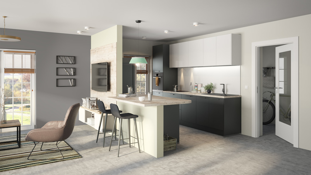 BATIBOUW 2017 Keuken inspiratie nieuw bij èggo