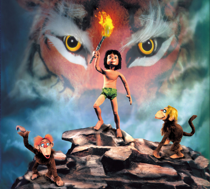 The Jungle Book: The Story of Mowgli's Fire (Courtesy of Frisch Marionettes)