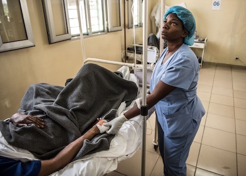 MSF: Clear roadmap & political will required for HIV response in West & Central Africa