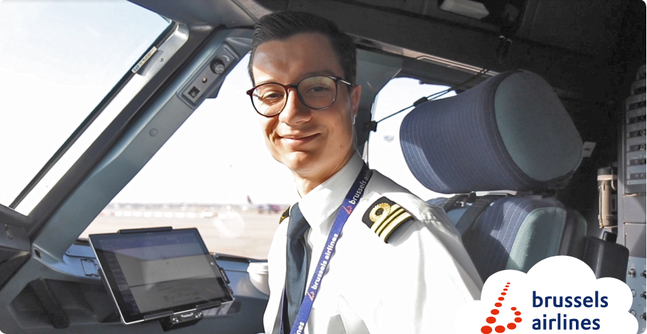 Brussels Airlines recruits cockpit and cabin crew