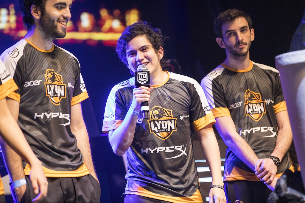 Lyon Gaming have come close to success at several international events, but they've never quite made it.