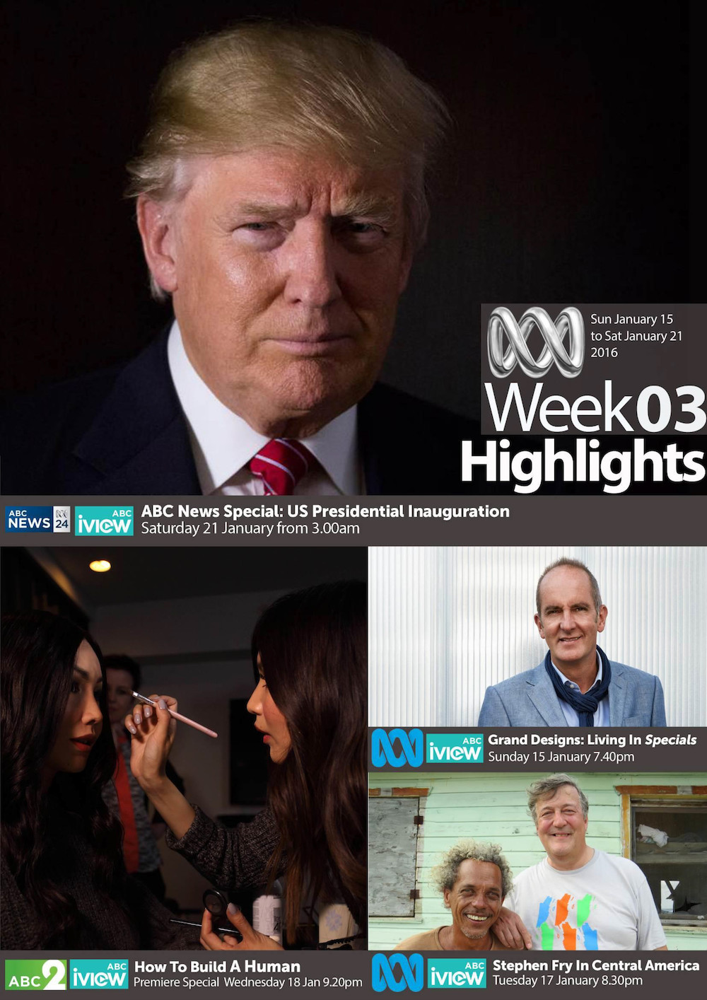 ABC Program Highlights - Week 3