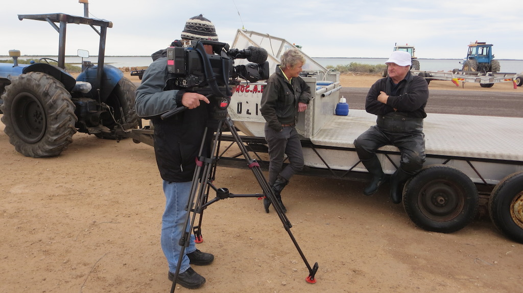 Ep 1 Ceduna Heather with Kiwi Evans (Ceduna)