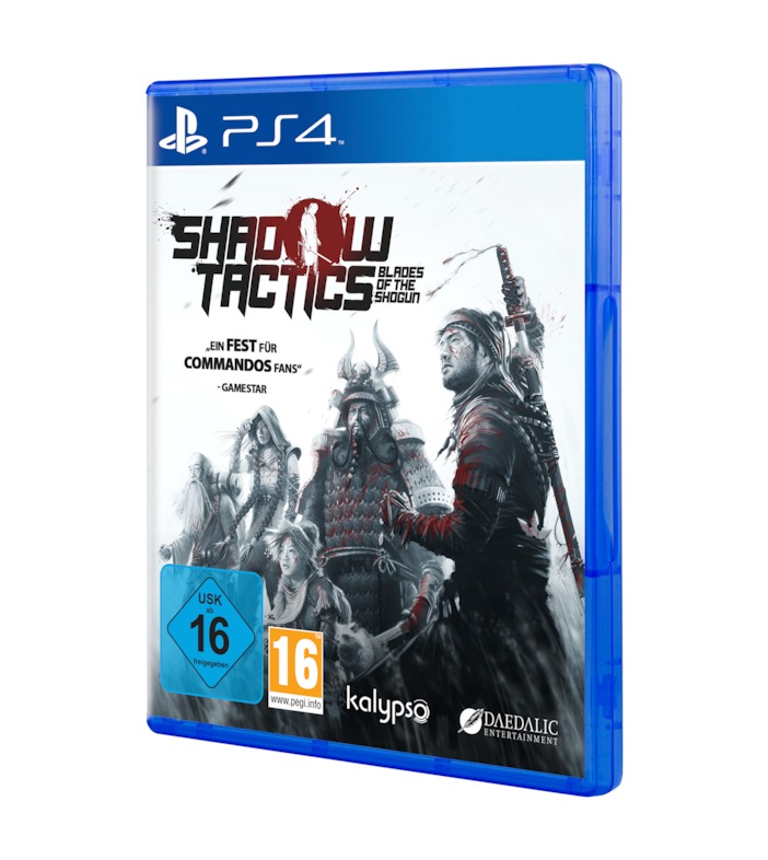 PS4 Packshot