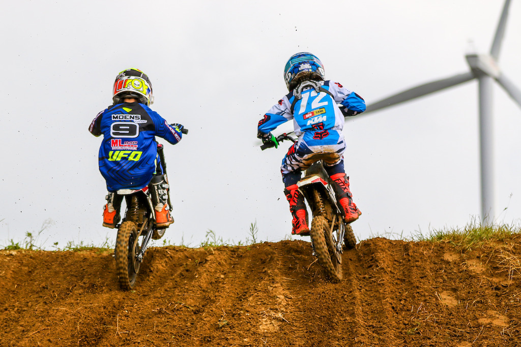 Yoran Moens (left) and Liam Everts (right), credit: Gino Maes