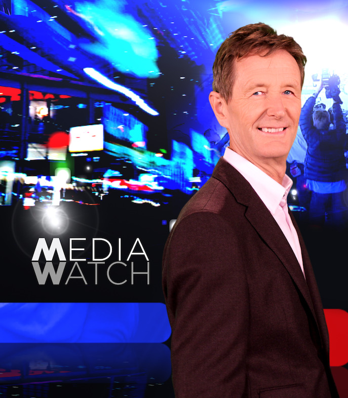 Paul Barry hosts Media Watch
