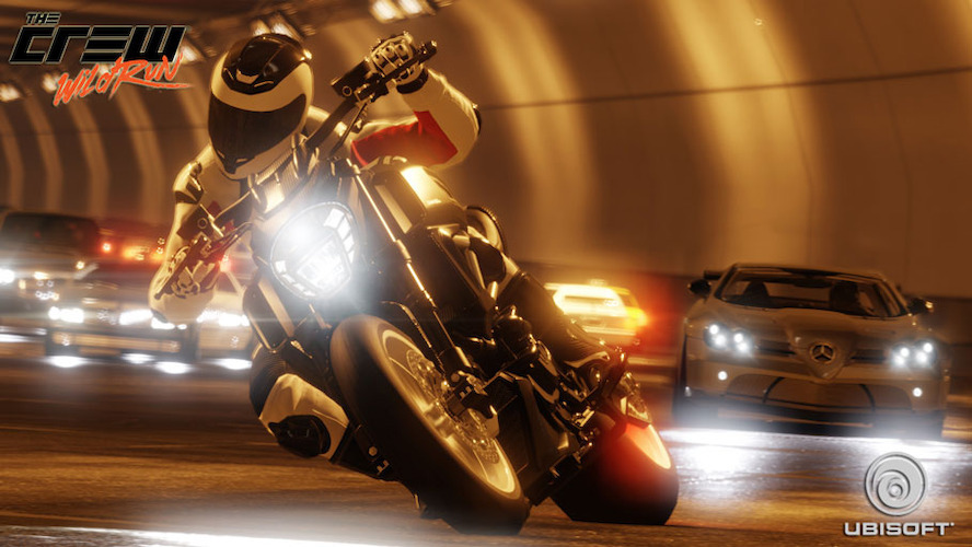 YA ESTÁ DISPONIBLE THE CREW® WILD RUN
