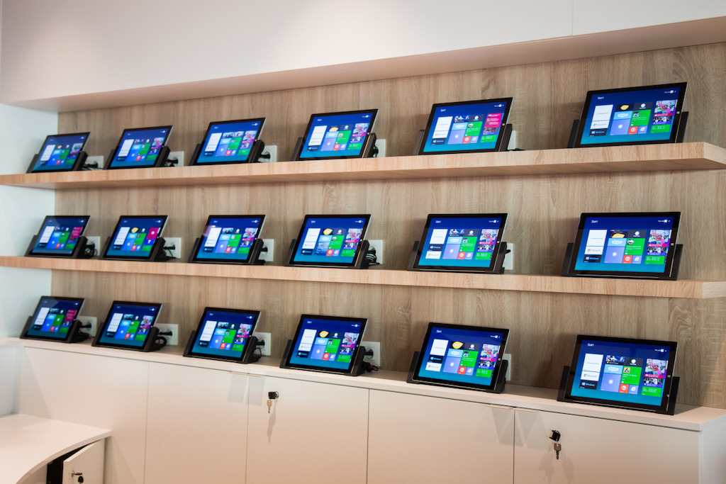 Microsoft Surface Pro 3 tablets available for all Loft visitors