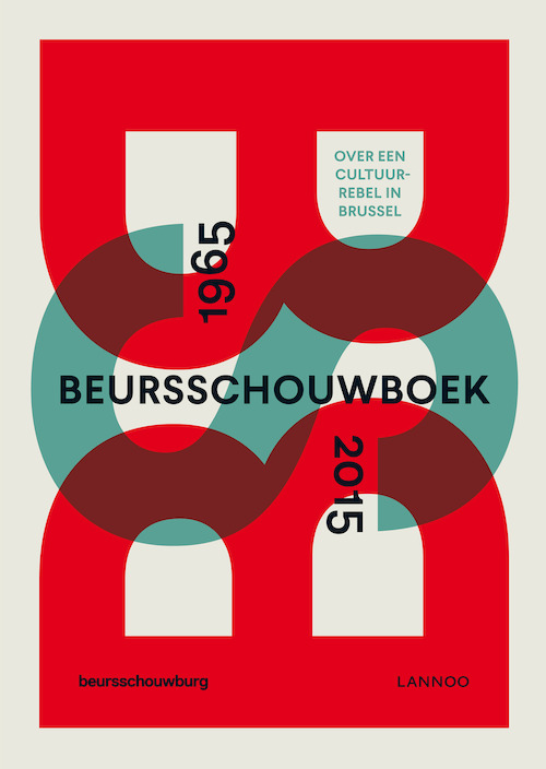 Cover Beursschouwboek 1965 - 2015
