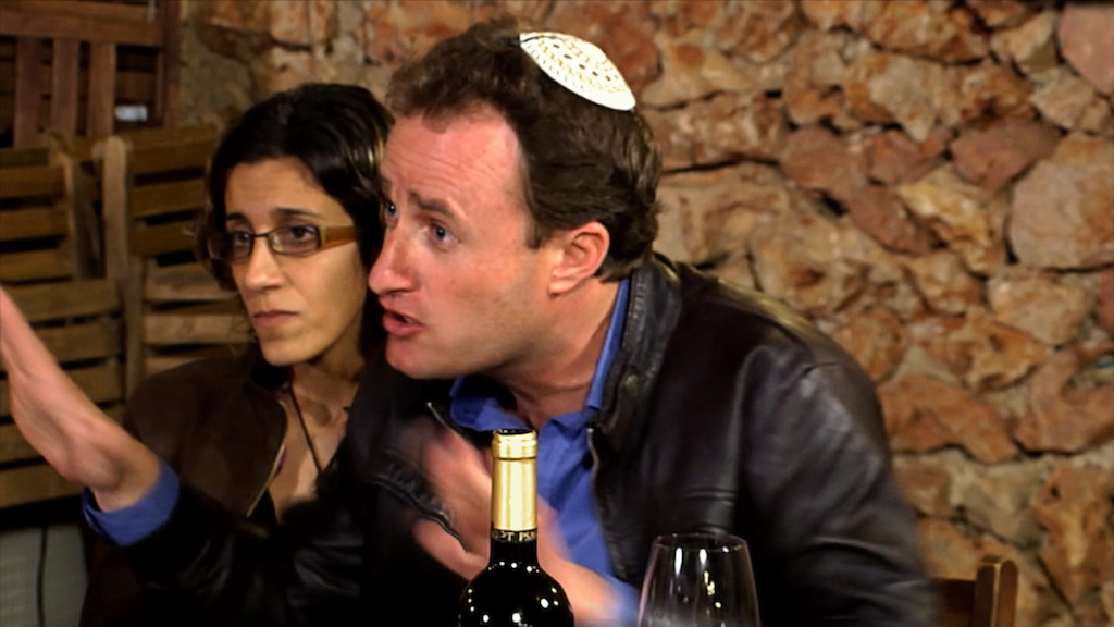 Alles op tafel in Israël- (c) The Travel Channel