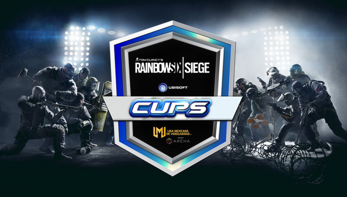 BAYLESS OG ARRASA EN LA FINAL DE LA FASE 2 DEL TORNEO TOM CLANCY'S RAINBOW SIX® SIEGE CUPS
