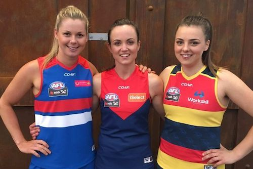 ABC NewsRadio broadcasts historic first match of AFL Women's League