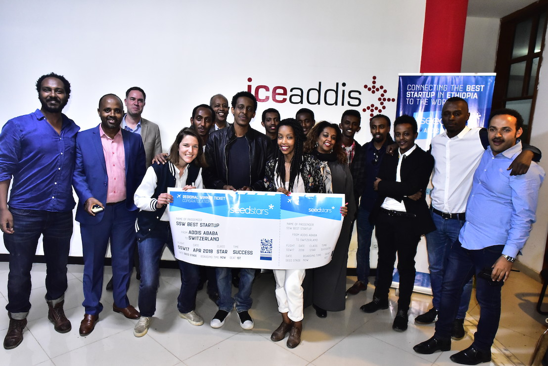 LangBot named most promising startup in Ethiopia at Seedstars Addis Ababa