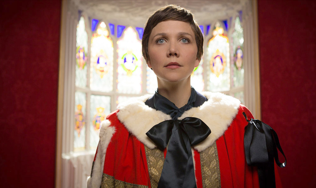 The Honourable Woman - Maggie Gyllenhaal (Nessa Stein) - (c) BBC