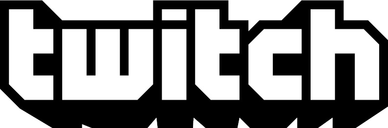 Twitch Black Logo