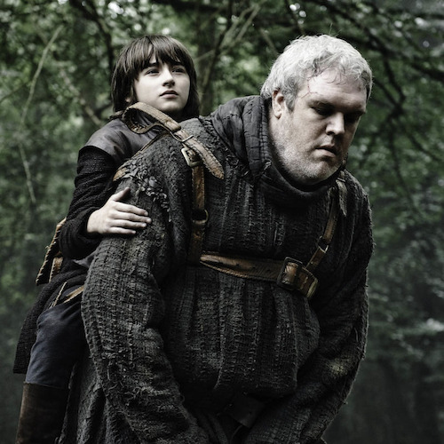 FACTS 'holds the door' voor Kristian Nairn, alias HODOR in Game of Thrones!