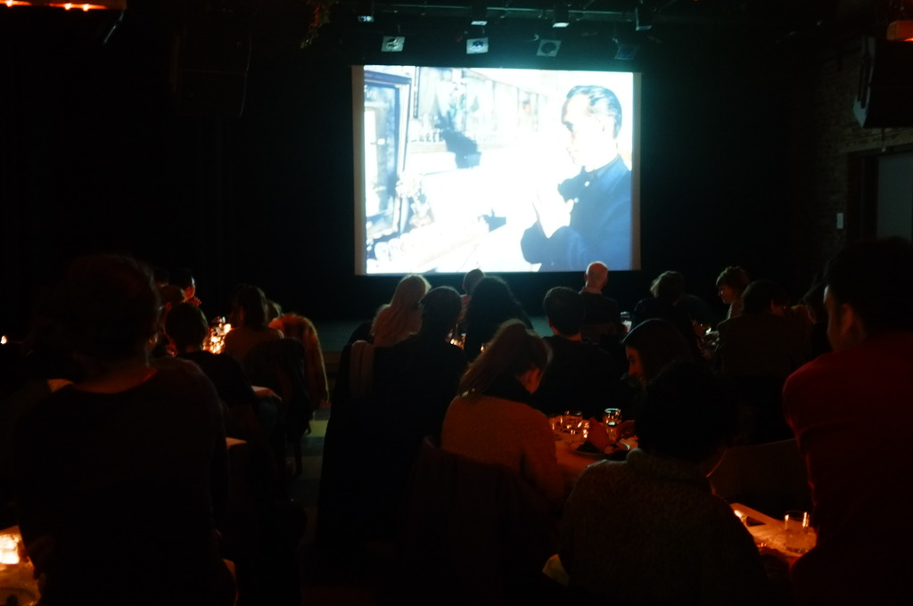 13/03 Otarkino (film + dinner) - foto: Beursschouwburg