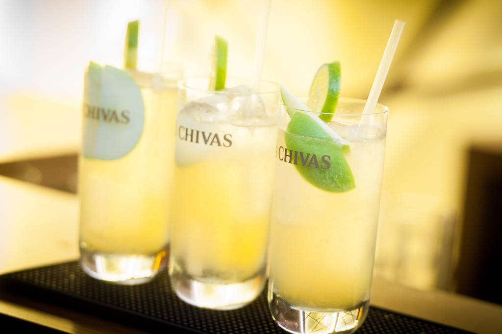 Cocktail Chivas Collins