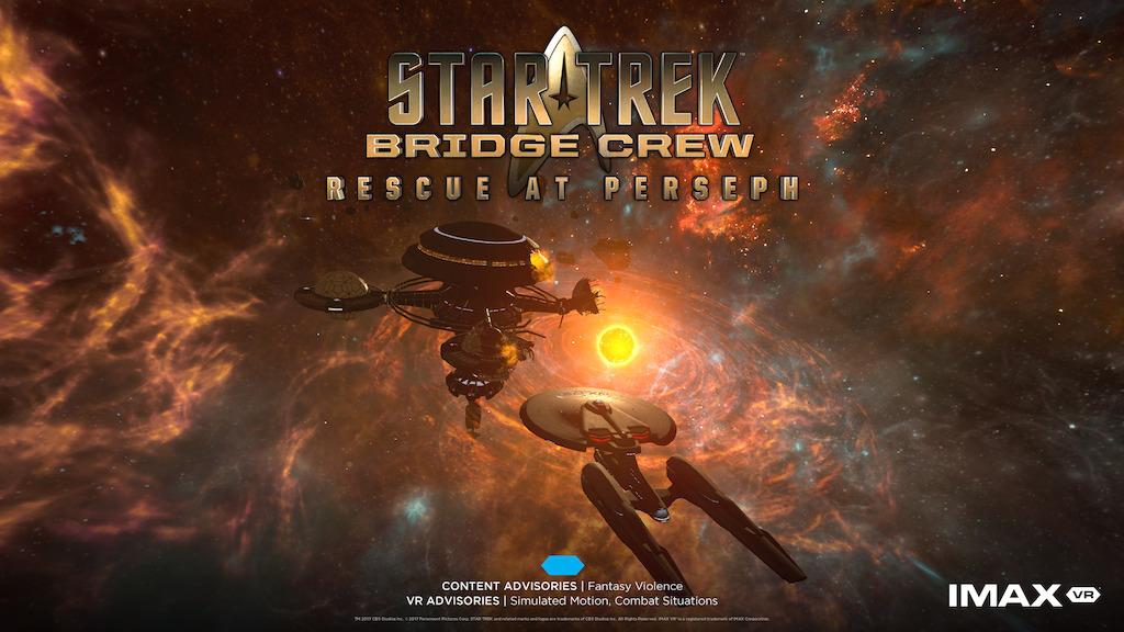 Star Trek: Birdge Crew
