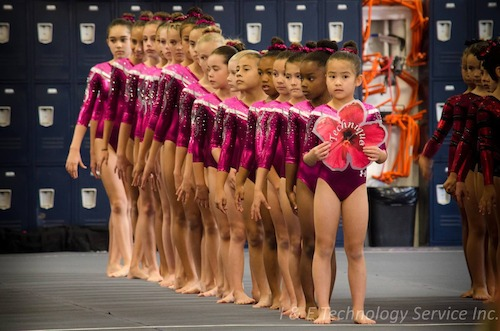 Preview: Gymnasts Compete in Rancho Cordova - Oct. 21-22, 2017