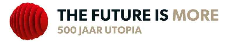 '500 JAAR UTOPIA' press room Logo