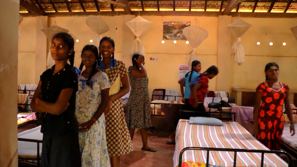 Alles op tafel in Sri Lanka - (c) The Travel Channel