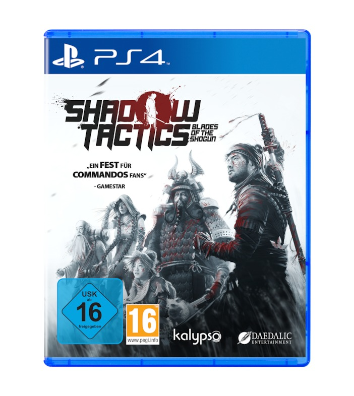 Playstation 4 Packshot