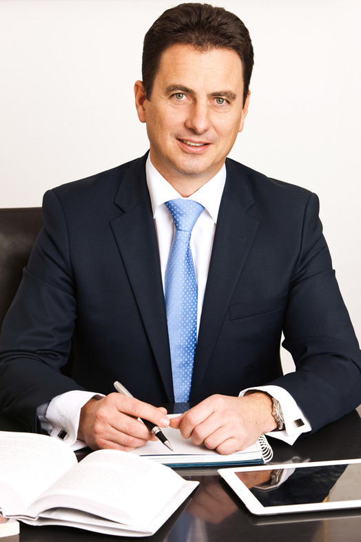 Daniel Kollar, CEO van ČSOB Financial Group