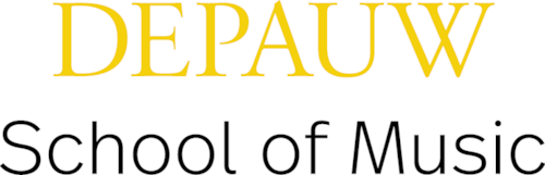 DePauw School of Music announces <br>$10 Million in scholarship funds for <br>undergraduate students over the next 5 years