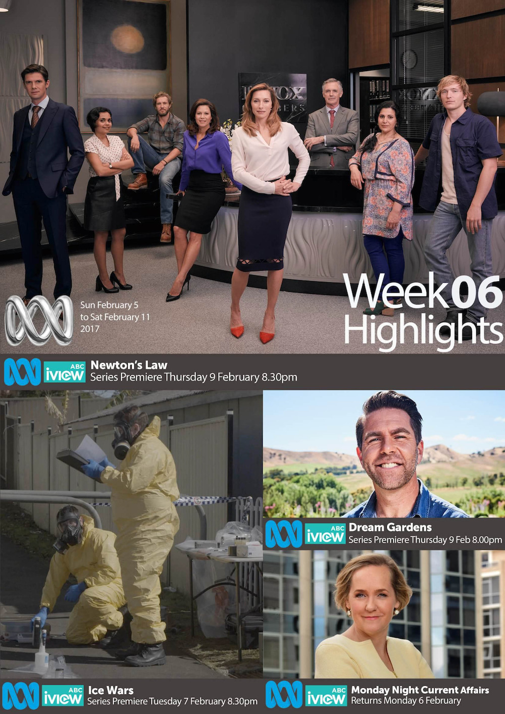 ABC Program Highlights - Week 6