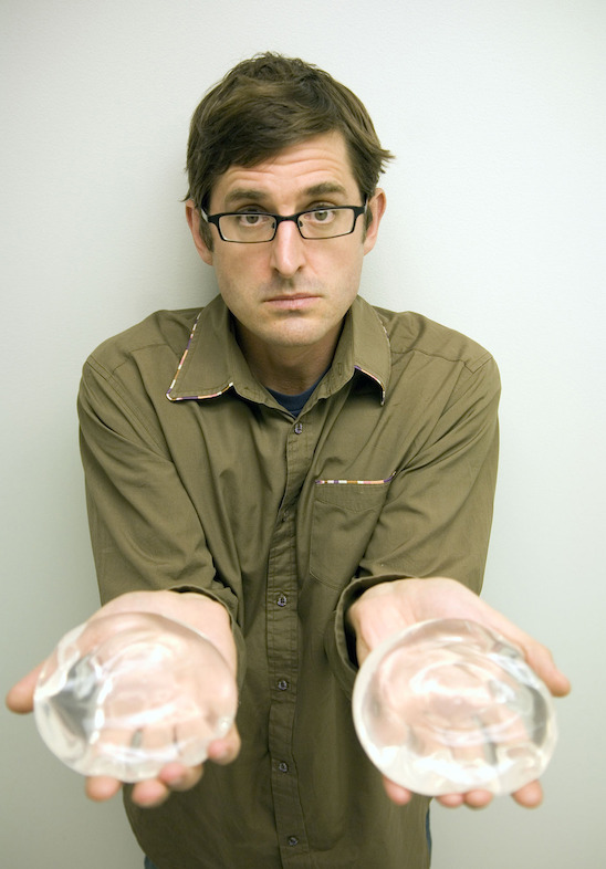 Louis Theroux Under the Knife
