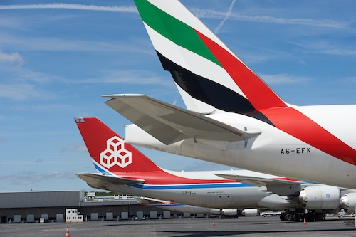 Preview: Emirates SkyCargo and Cargolux announce codeshare partnership