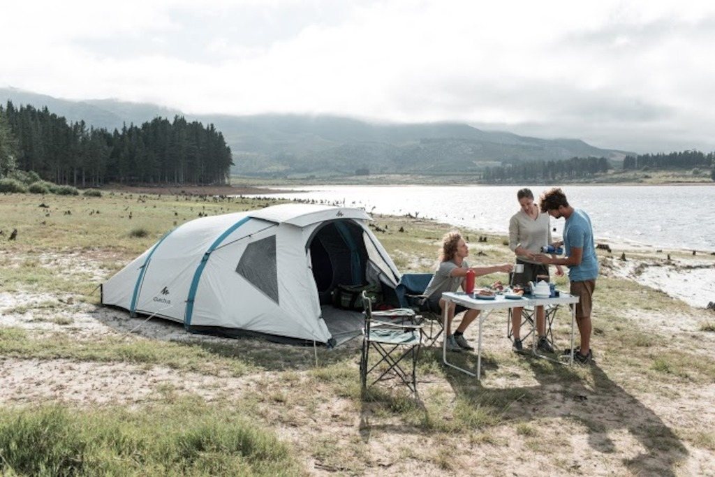 decathlon checklist produits quechua pour camping festival. Black Bedroom Furniture Sets. Home Design Ideas