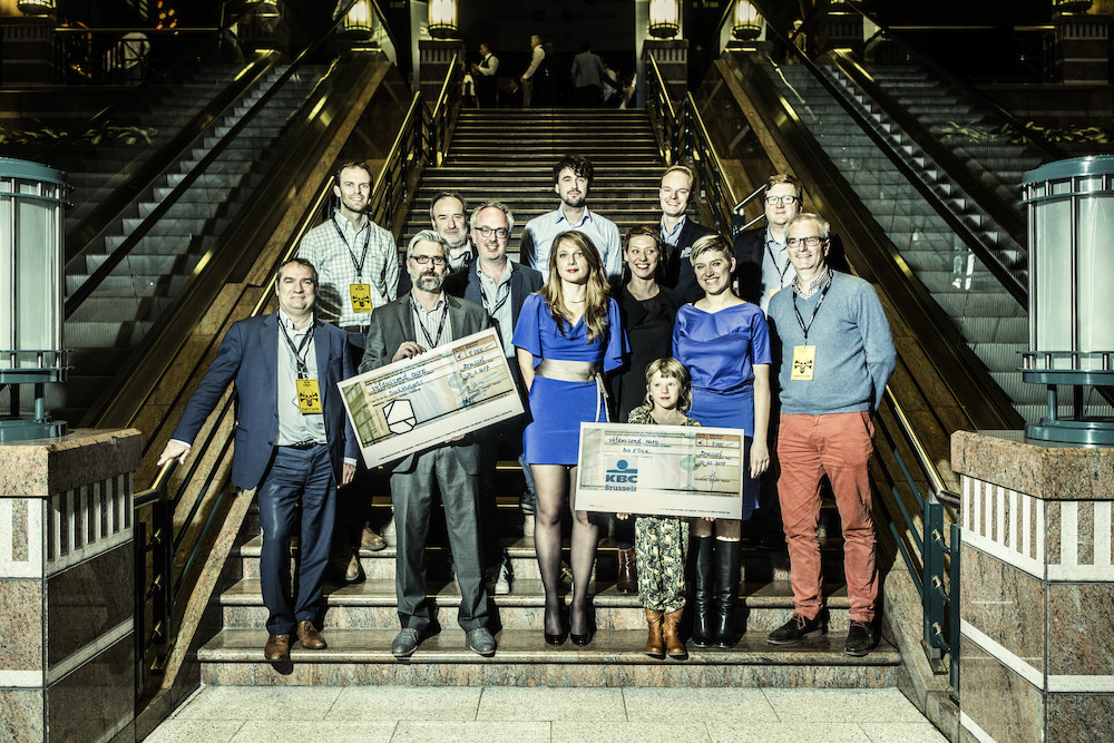 Start-up BookWidgets wint Start it @kbc Award op Demo Day