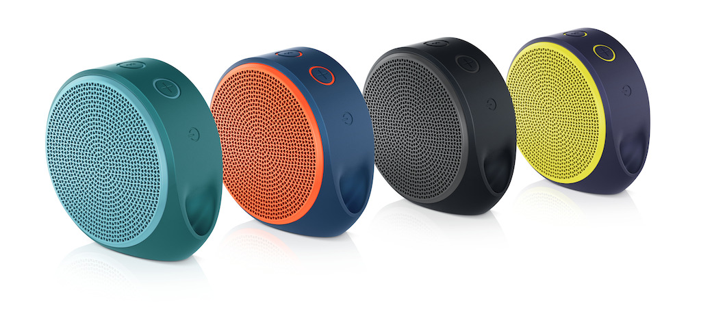Logitech X100 Wireless Speaker
