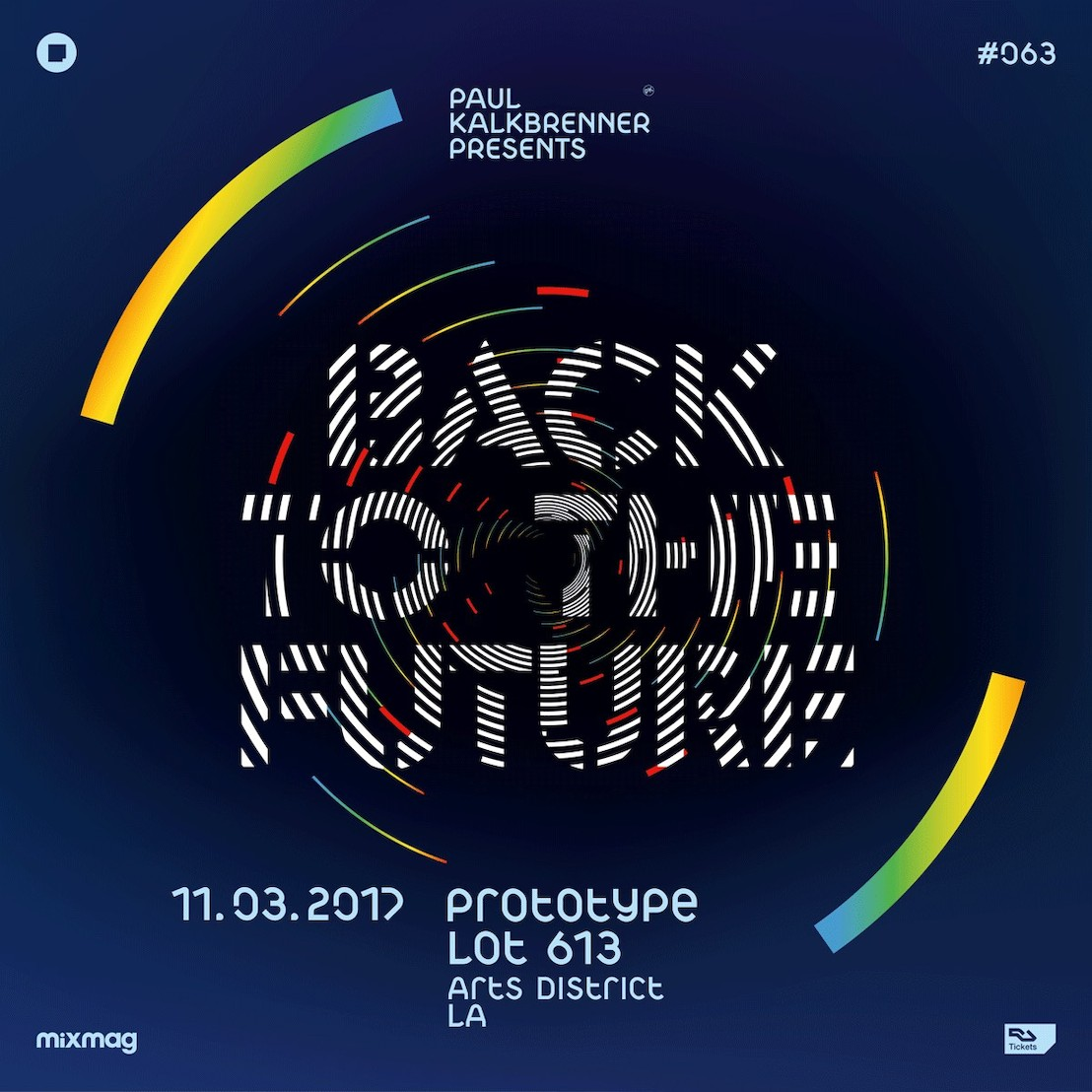 Paul Kalkbrenner to debut 'Back to the Future' live show in LAPK BTTF Lot NY