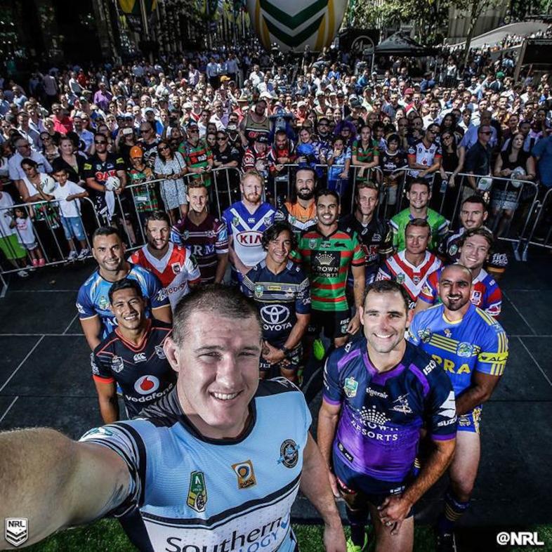 Australian Rugby League Captain Ruan Sims Makes Her ABC