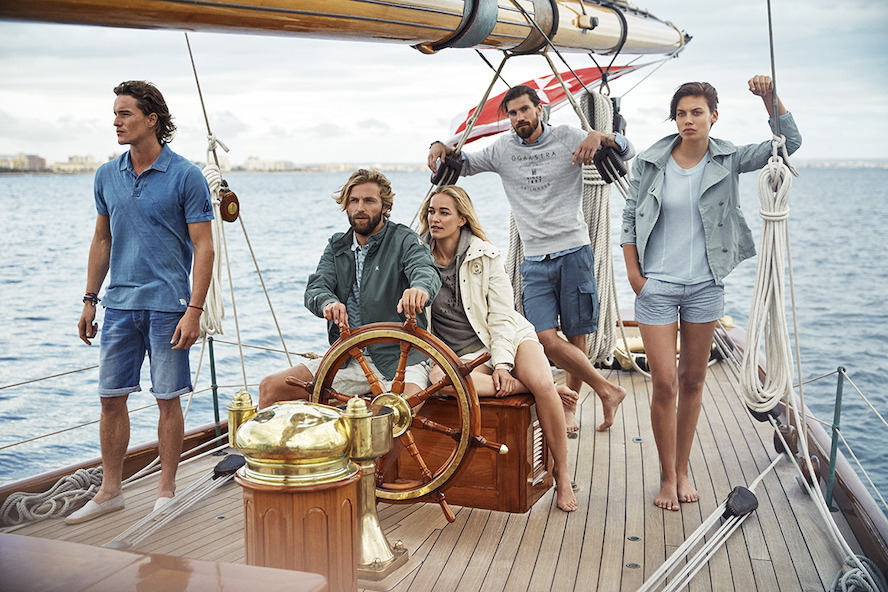 Gaastra Spring Summer 2016 Collection