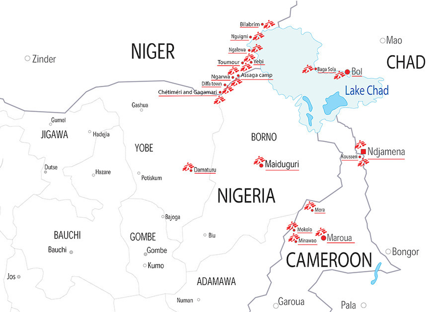 Lake Chad: trapped in deadly violence