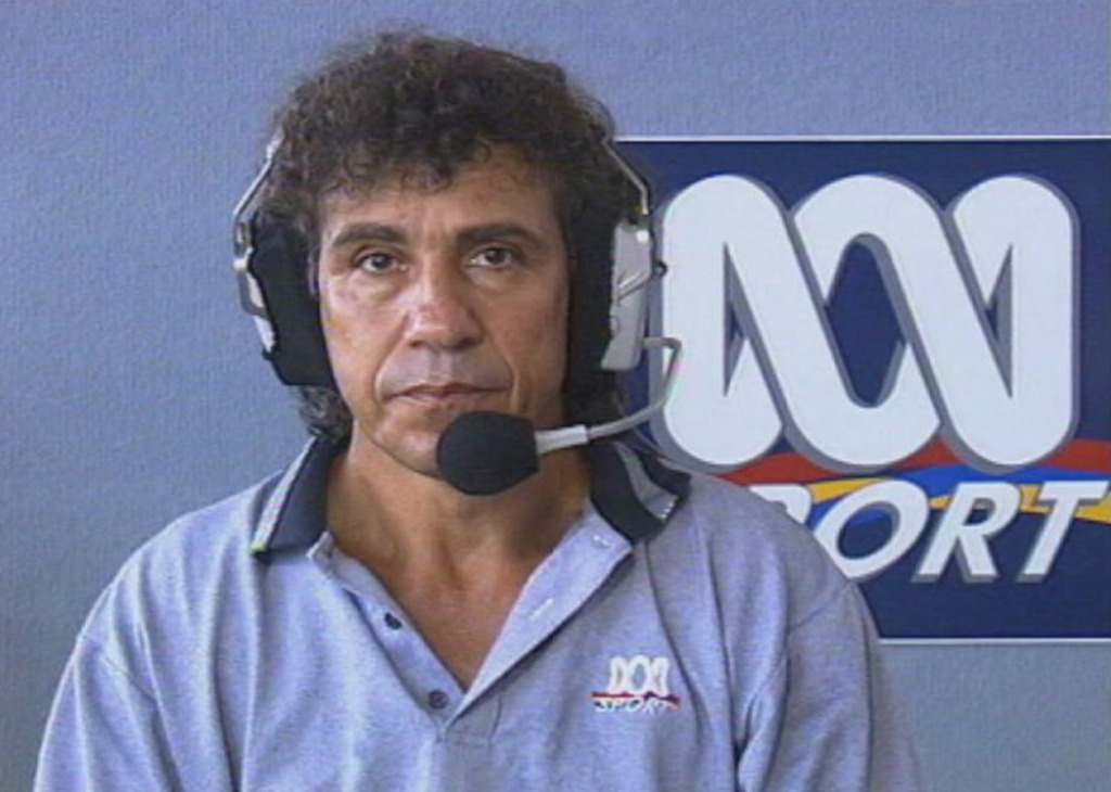 Charlie King's first NTFL call Saturday 30th December, 1995.