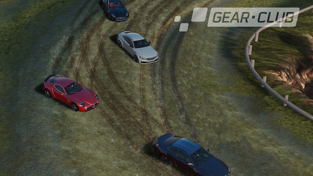 Gear.Club Introduces New Rally Mode and Drift Gameplay with Latest Update